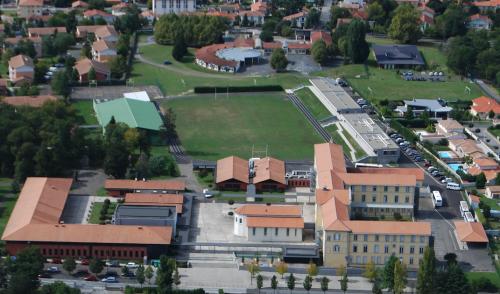 site lycée tyrosse