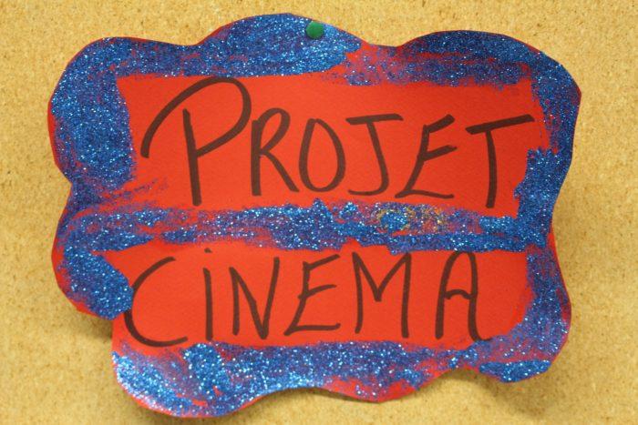 Projet cinéma