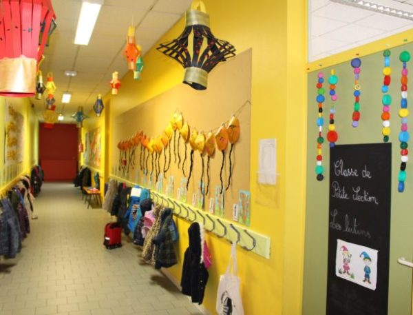 MATERNELLE COULOIRS