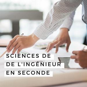 Option sciences ingénieur lycée privé Landes