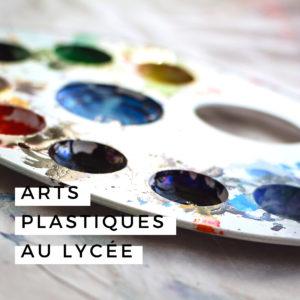 Arts plastiques lycée privé Landes